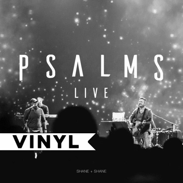 Psalms Live Vinyl